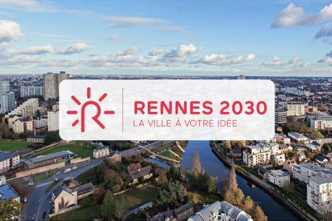 Rennes 2030 - Les changements de la ville